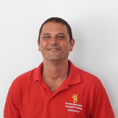 Ian Beard Instructor