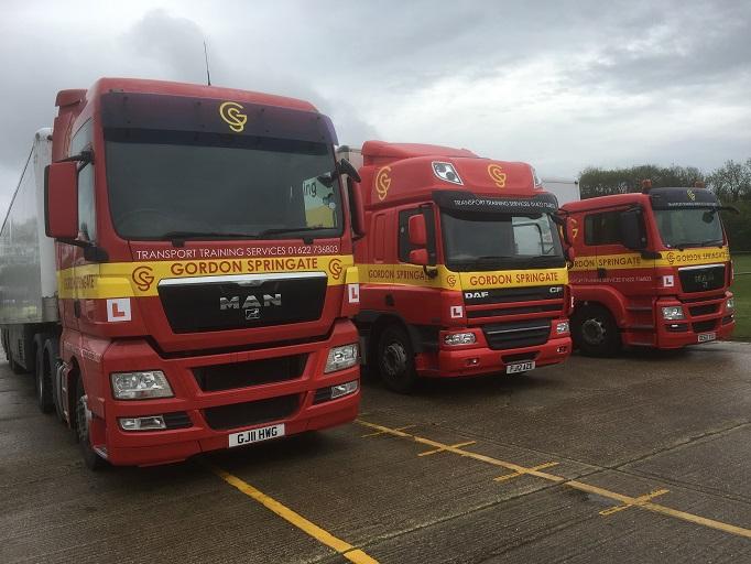 3 Lorries