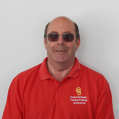 Paul Wicks Instructor