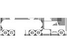 White truck icon